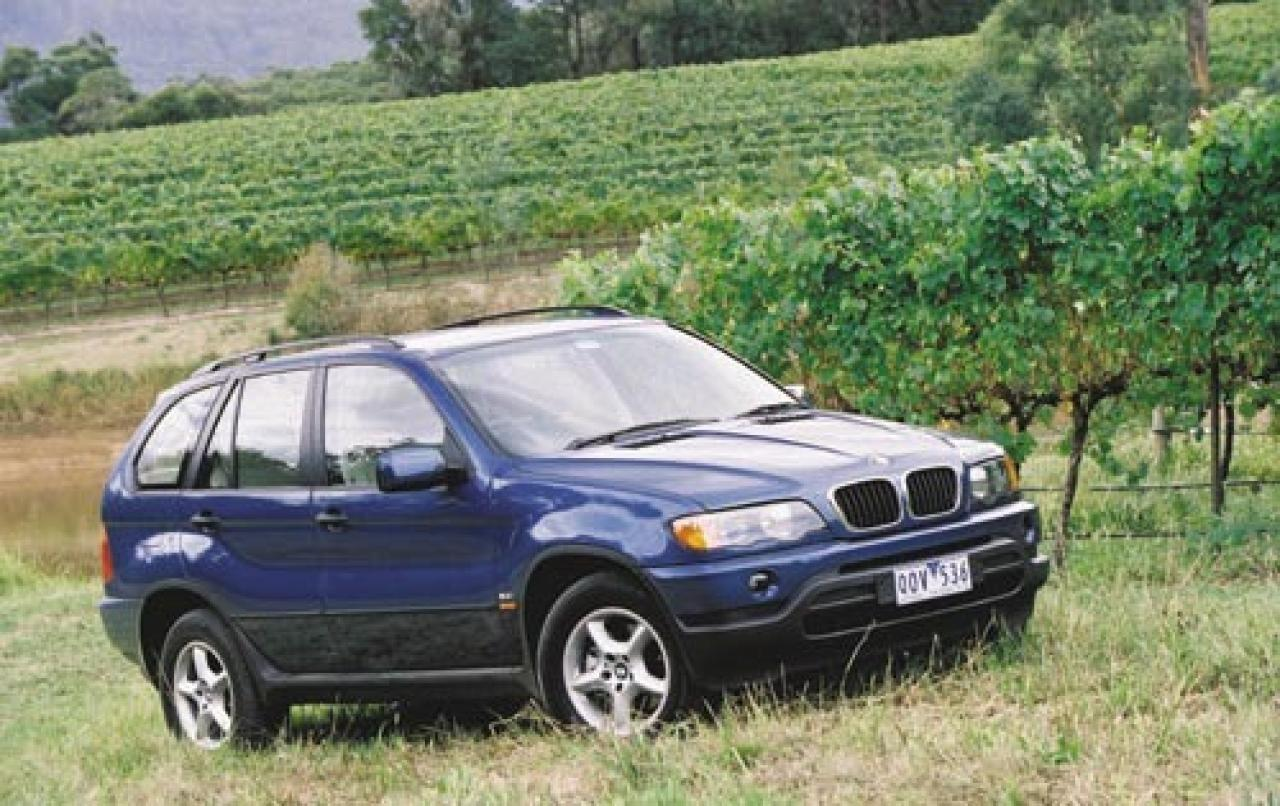 2001 bmw x5 information and photos zombiedrive. Black Bedroom Furniture Sets. Home Design Ideas