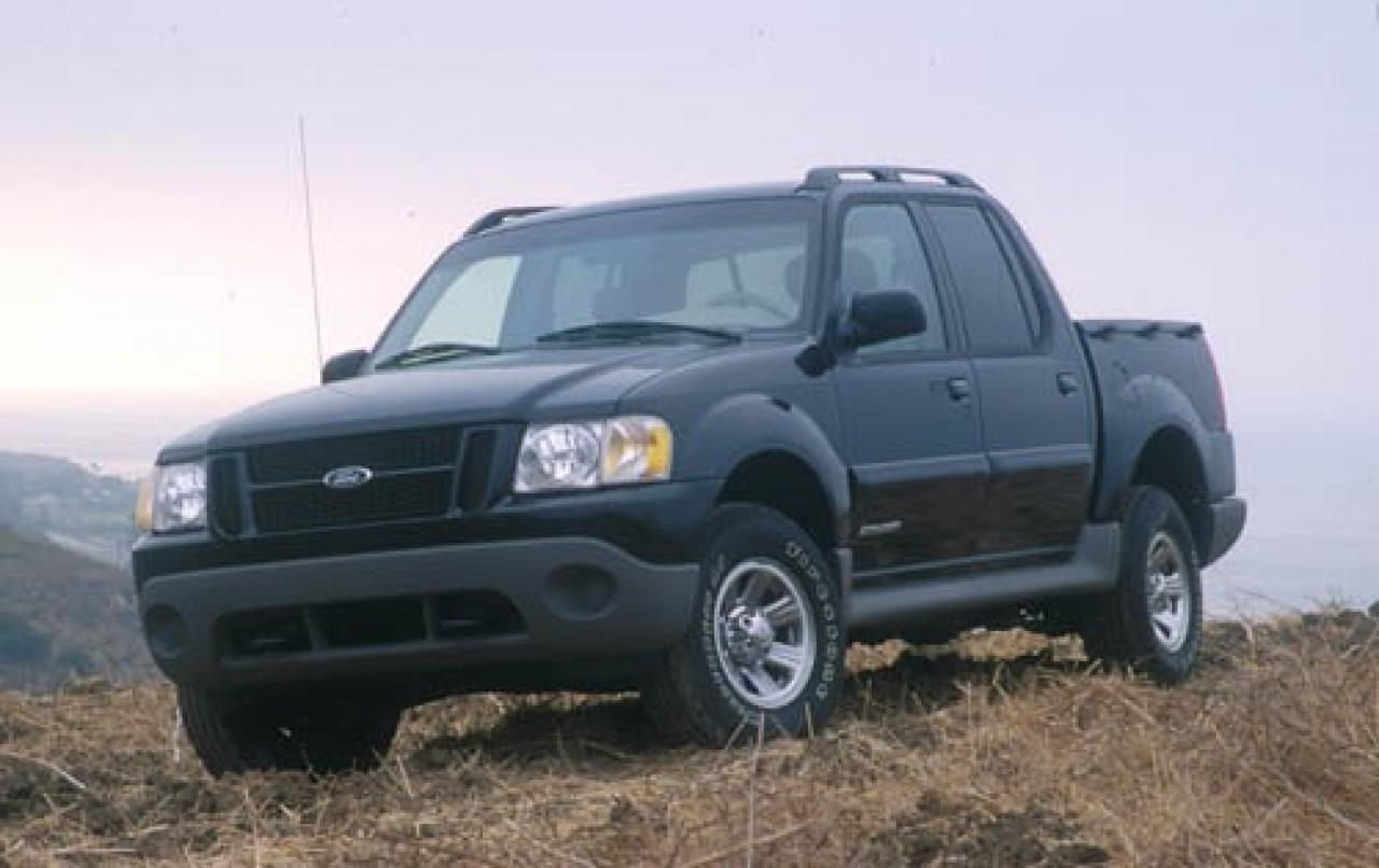2004 ford explorer sport trac information and photos. Black Bedroom Furniture Sets. Home Design Ideas