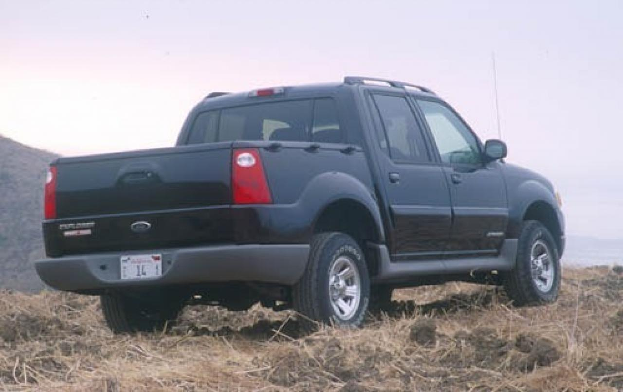 2004 ford explorer sport trac information and photos zombiedrive. Black Bedroom Furniture Sets. Home Design Ideas