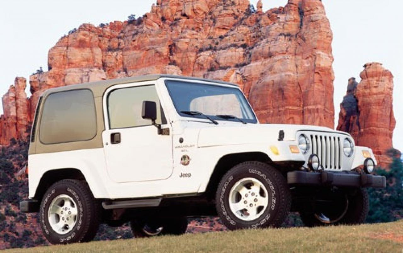 2001 Jeep Wrangler Information And Photos Zomb Drive