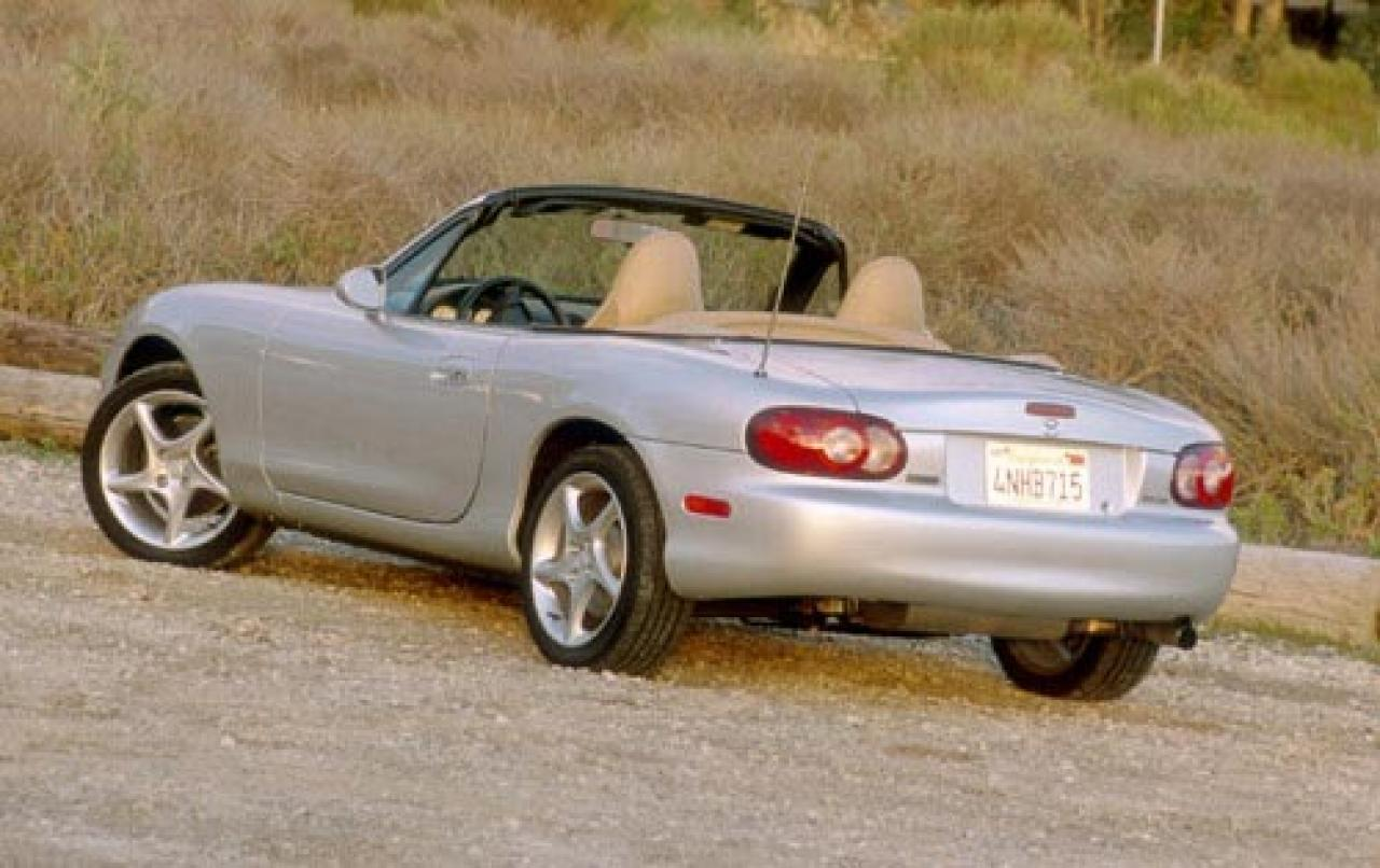 2003 mazda mx 5 miata information and photos zombiedrive. Black Bedroom Furniture Sets. Home Design Ideas
