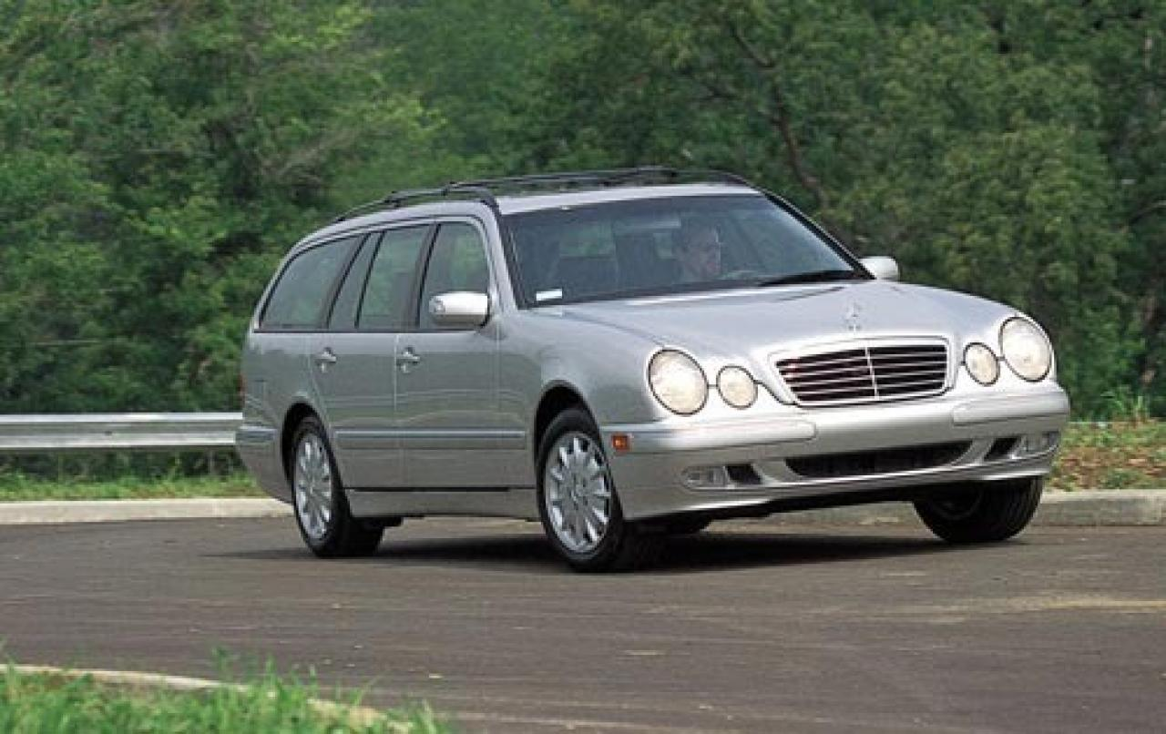 2003 mercedes benz e class information and photos for Mercedes benz e class 320