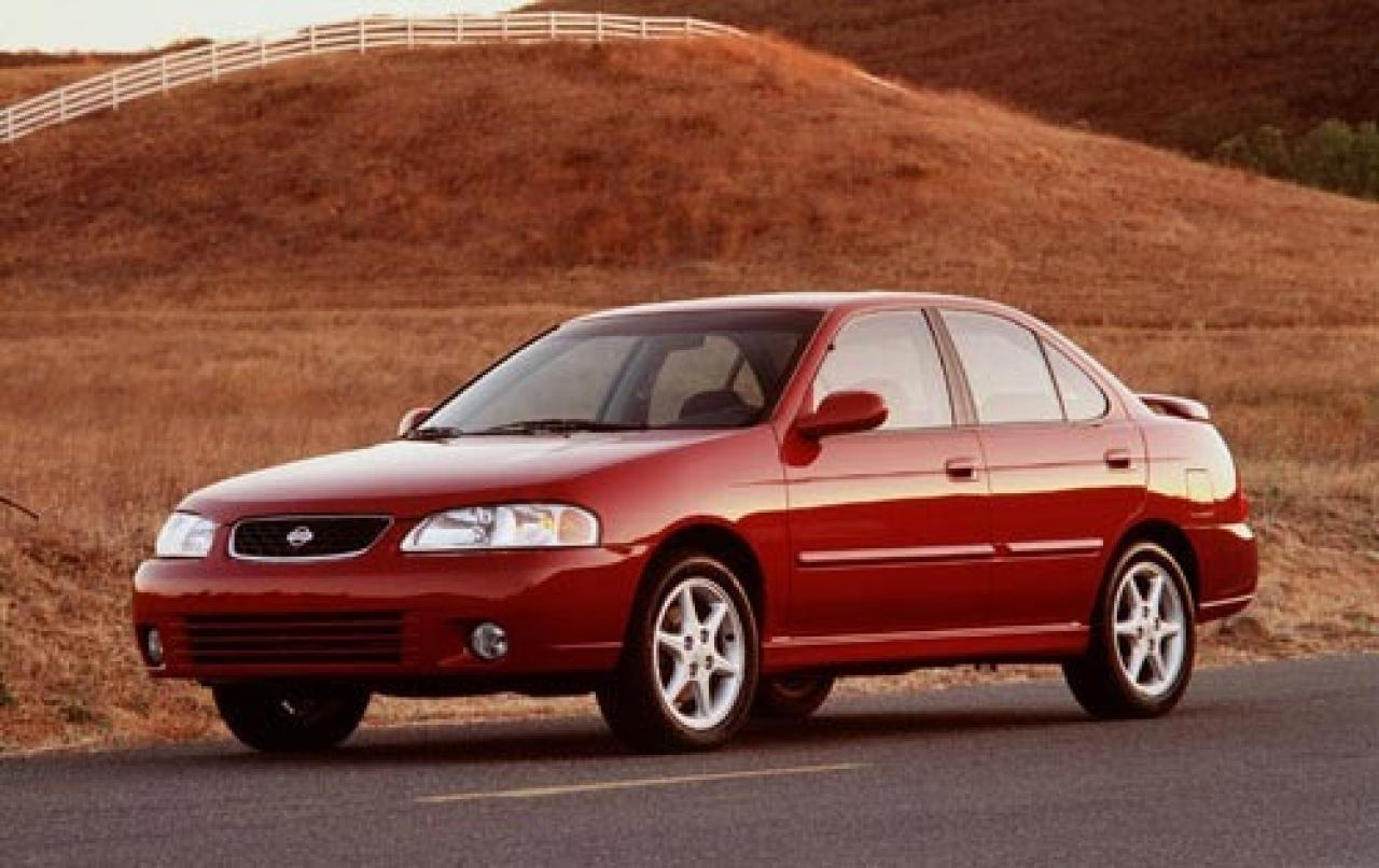 2001 Nissan Sentra Information And Photos Zombiedrive
