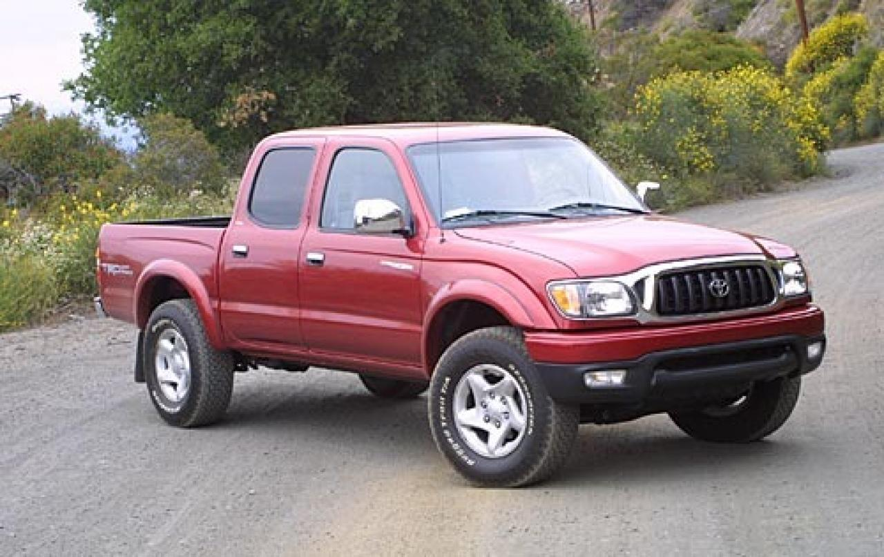 2004 toyota tacoma information and photos zombiedrive. Black Bedroom Furniture Sets. Home Design Ideas