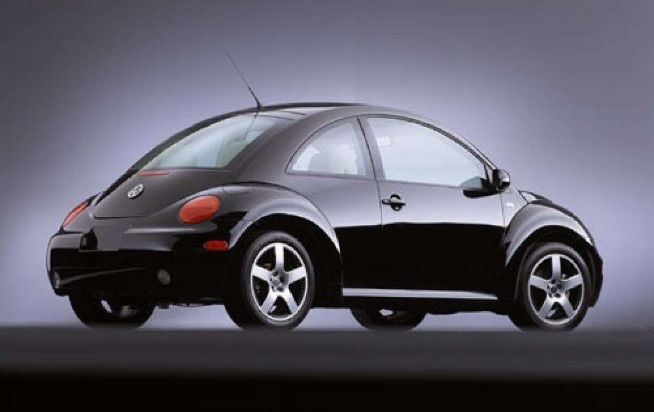 2001 Volkswagen New Beetle - Information and photos - ZombieDrive