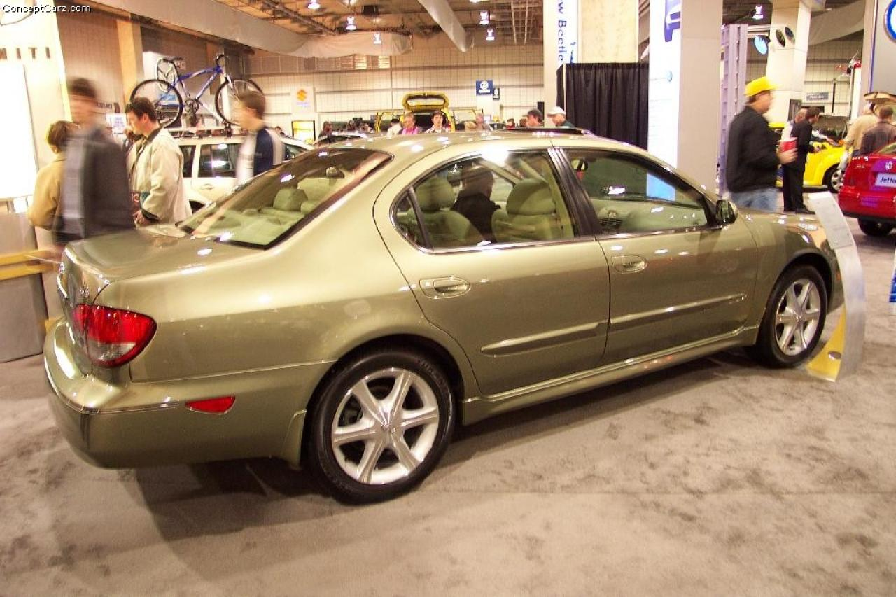 2002 Infiniti I35 Information And Photos Zombiedrive