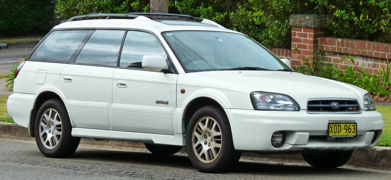 2002 Subaru Outback Information And Photos Zombiedrive