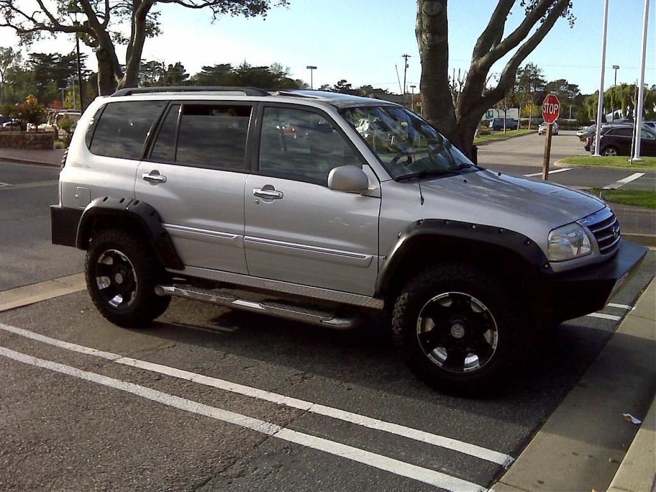 800 1024 1280 1600 Origin 2002 Suzuki Xl 7