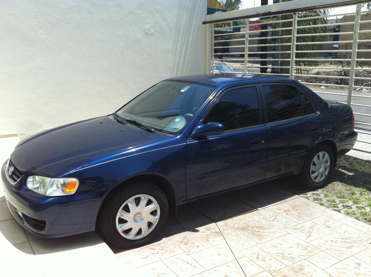 2002 Toyota Corolla Information And Photos Zomb Drive