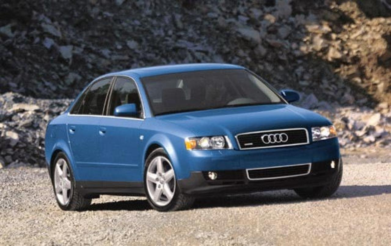 2004 audi a4 information and photos zombiedrive. Black Bedroom Furniture Sets. Home Design Ideas