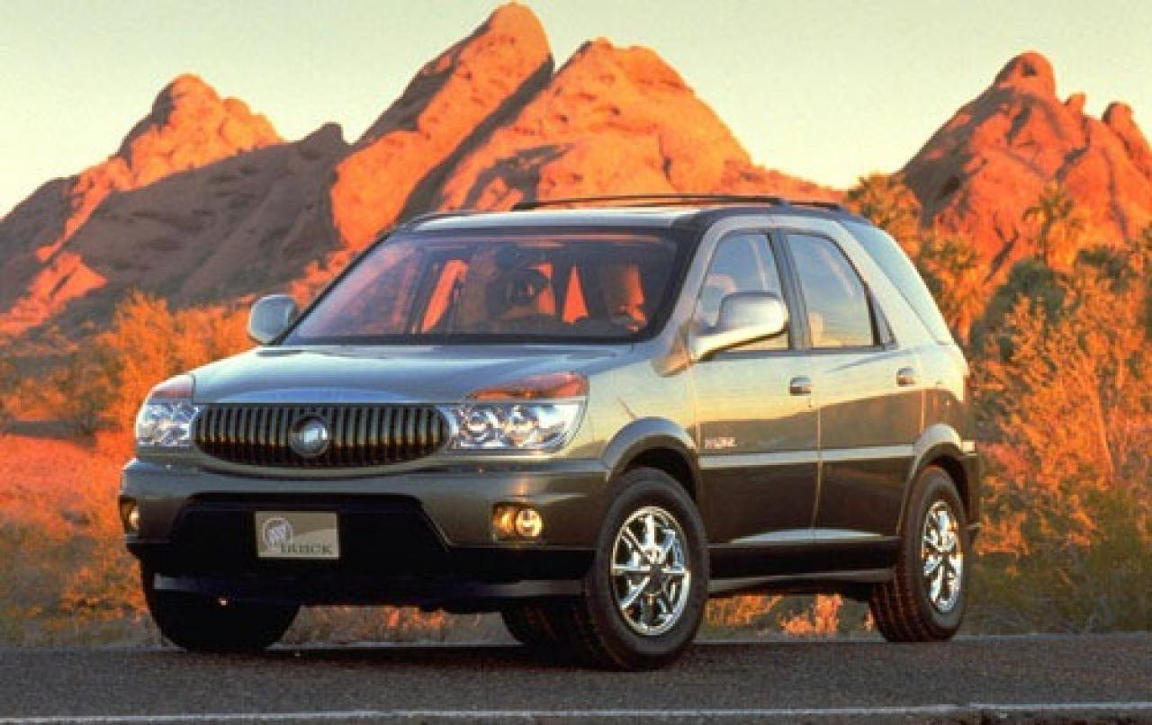 2005 buick rendezvous information and photos zombiedrive. Black Bedroom Furniture Sets. Home Design Ideas