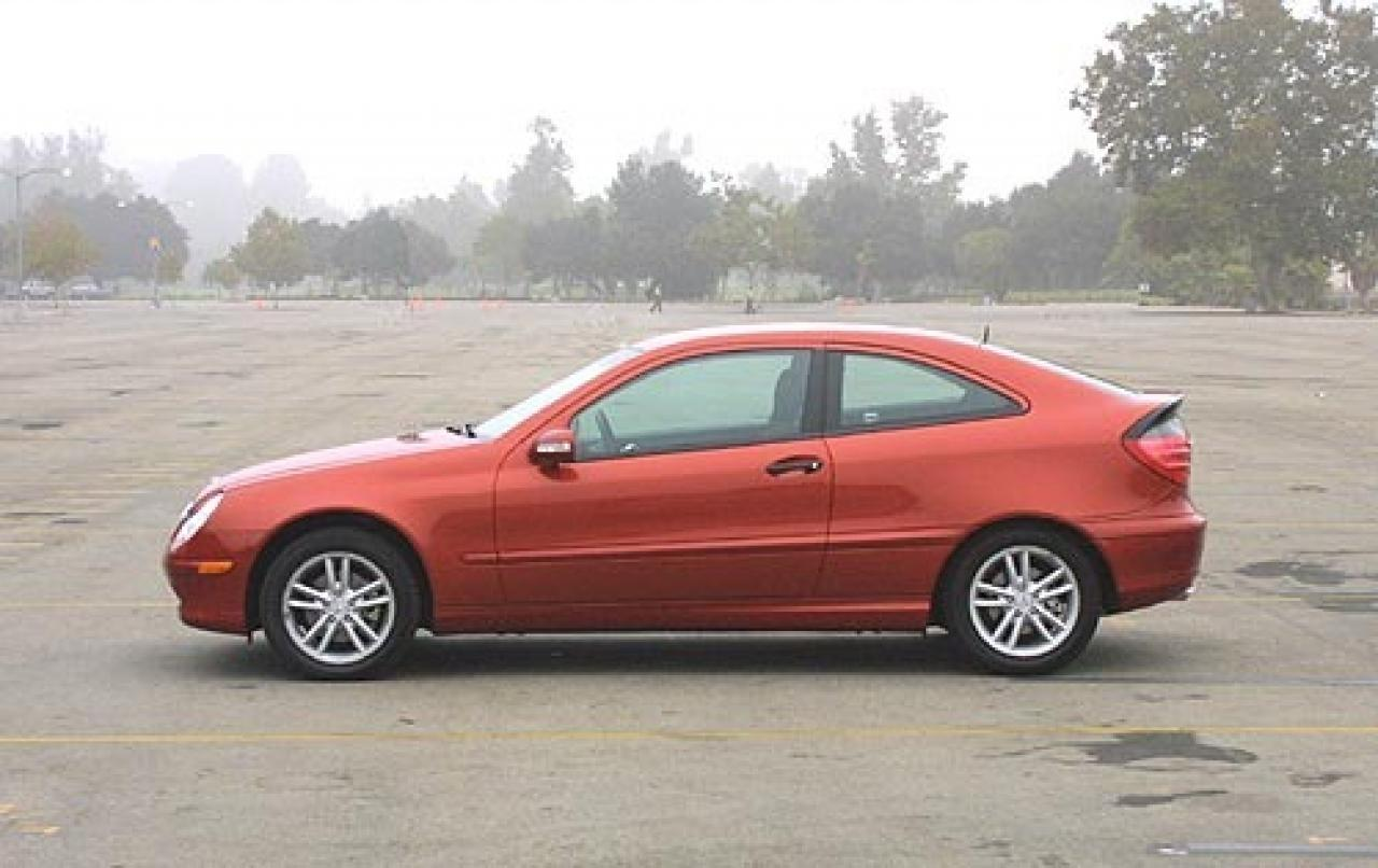 2004 c230 kompressor coupe pictures to pin on pinterest for 2004 mercedes benz c class hatchback