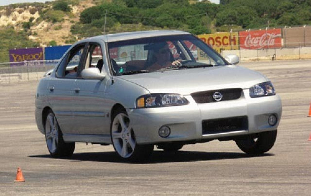 2003 nissan sentra - information and photos - zombiedrive