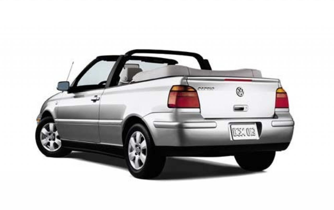 2002 volkswagen cabrio information and photos zombiedrive. Black Bedroom Furniture Sets. Home Design Ideas