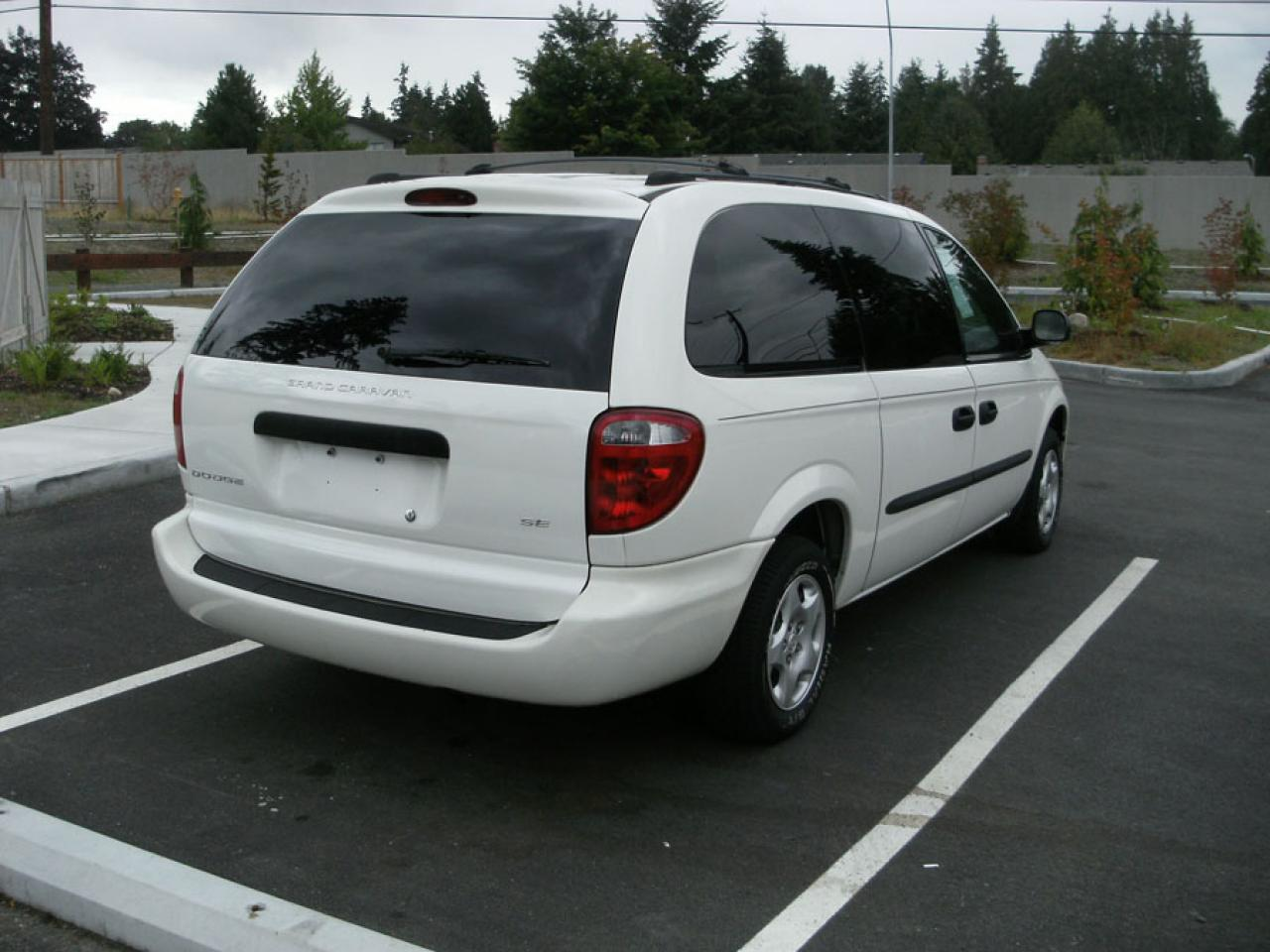 2003 Dodge Grand Caravan Information And Photos Zombiedrive 2 800 1024 1280 1600
