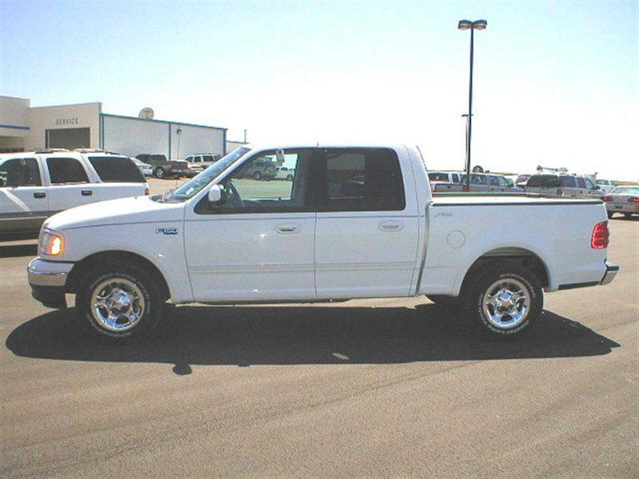 2003 Ford F-150 - Information And Photos