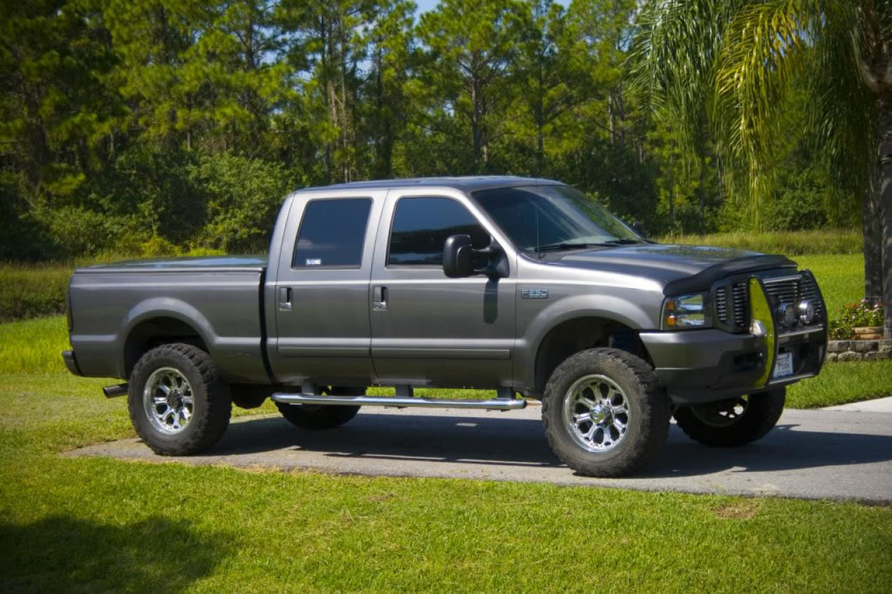 2003 ford f 250 super duty information and photos zombiedrive. Black Bedroom Furniture Sets. Home Design Ideas