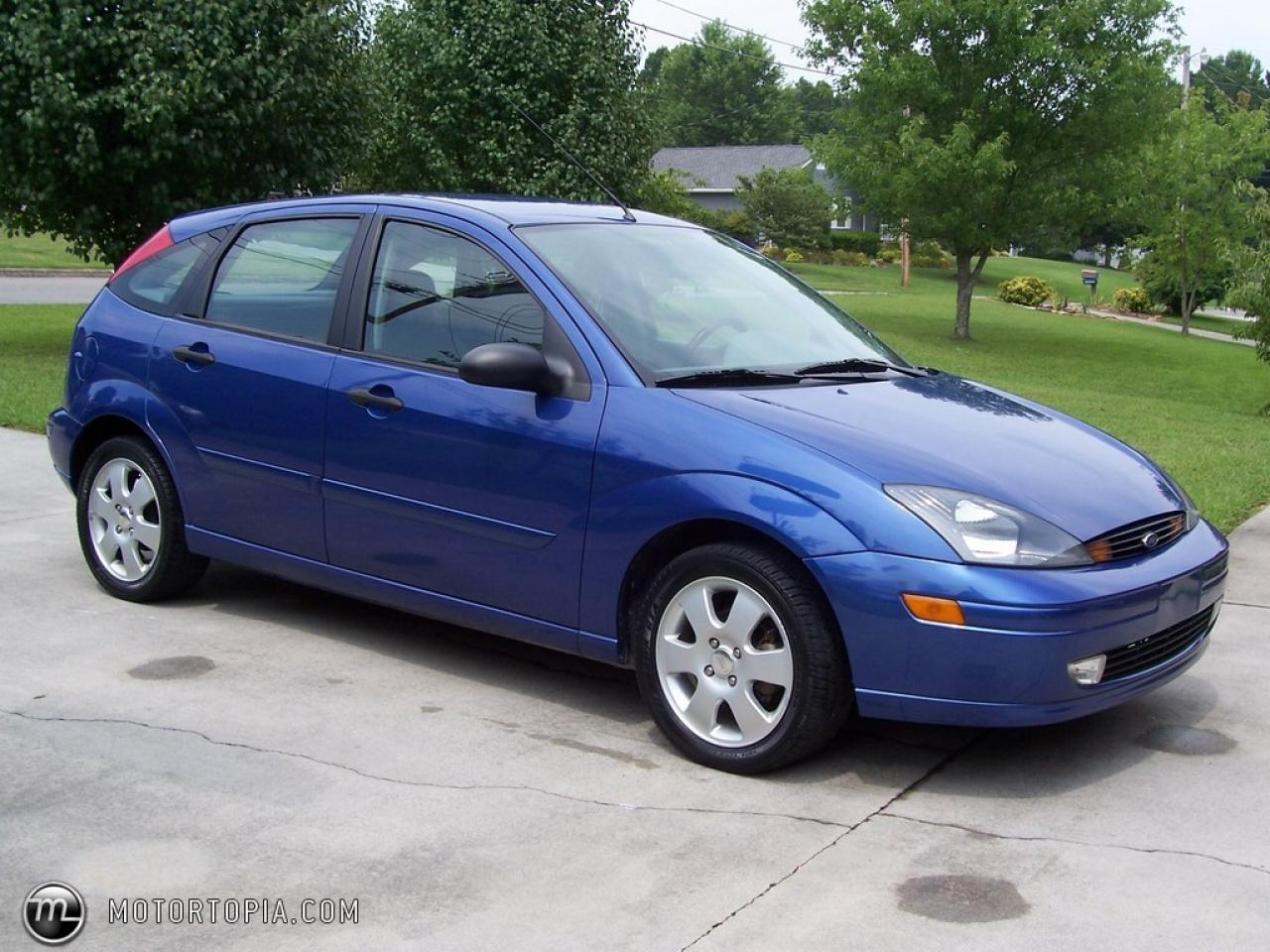 2003 Ford Focus - Specs, Data, Features - new-cars
