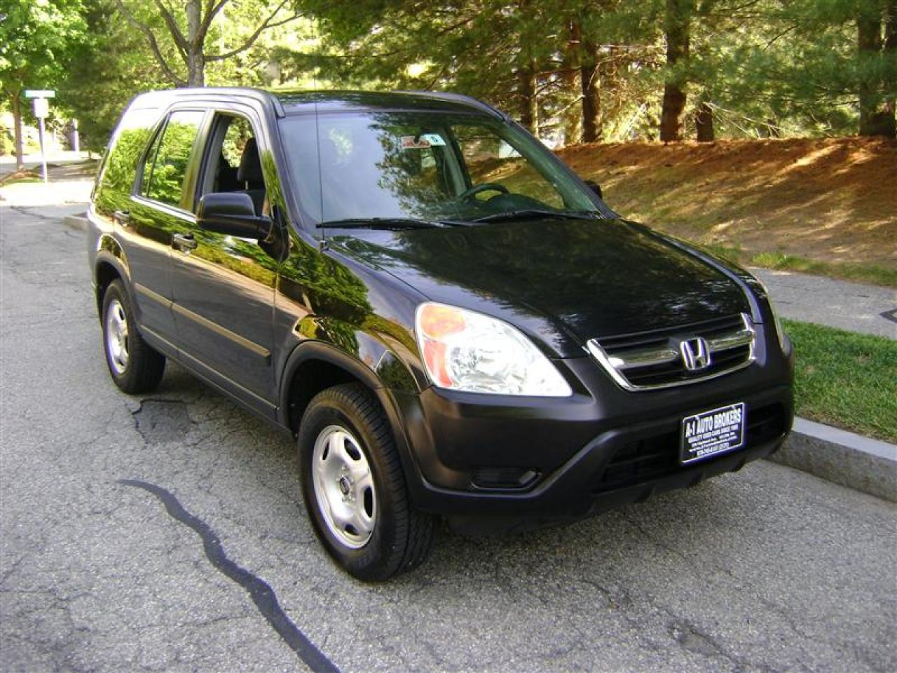 2003 honda cr v information and photos zombiedrive. Black Bedroom Furniture Sets. Home Design Ideas