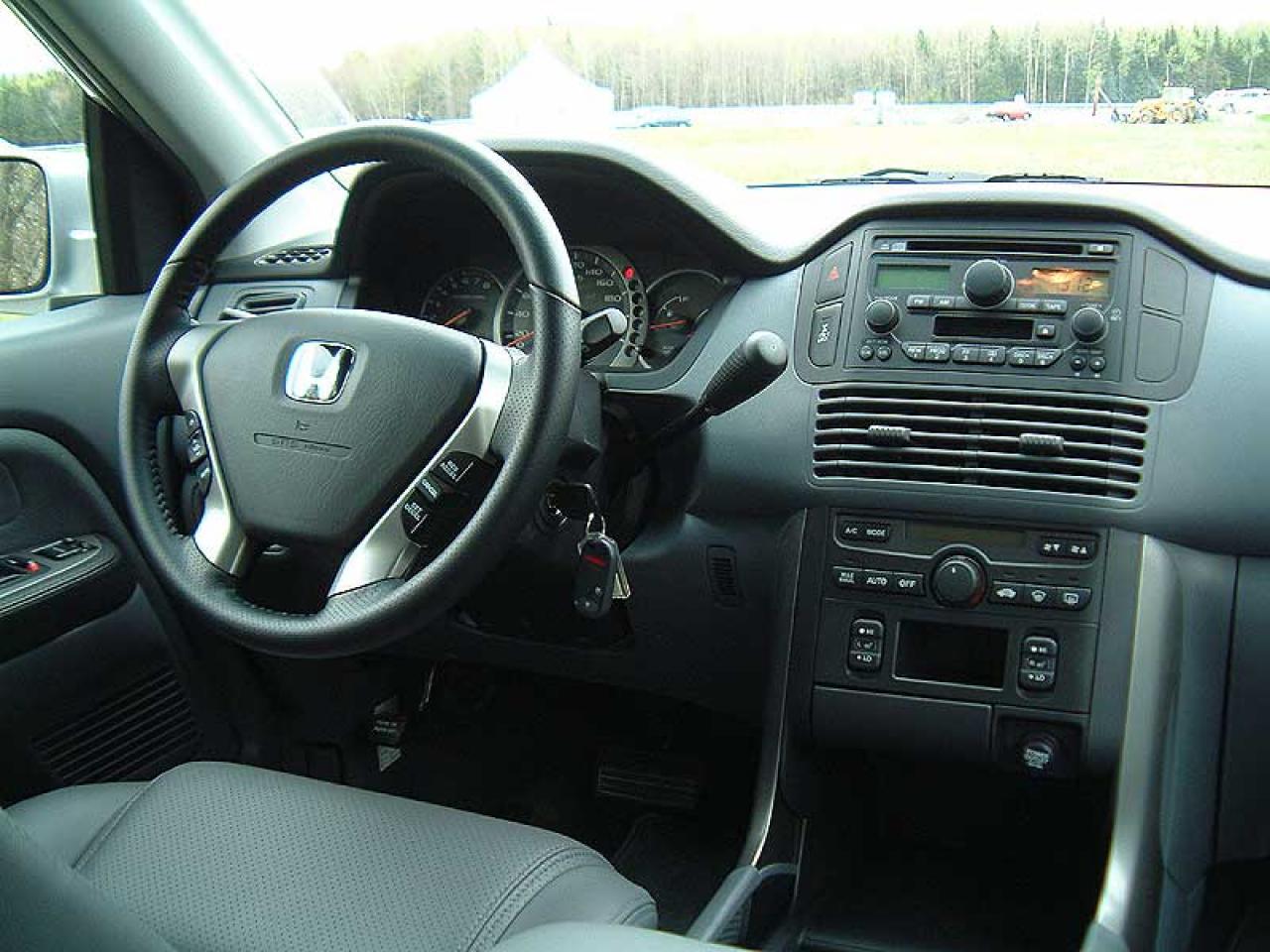 2003 Honda Pilot #1 800 1024 1280 1600 Origin