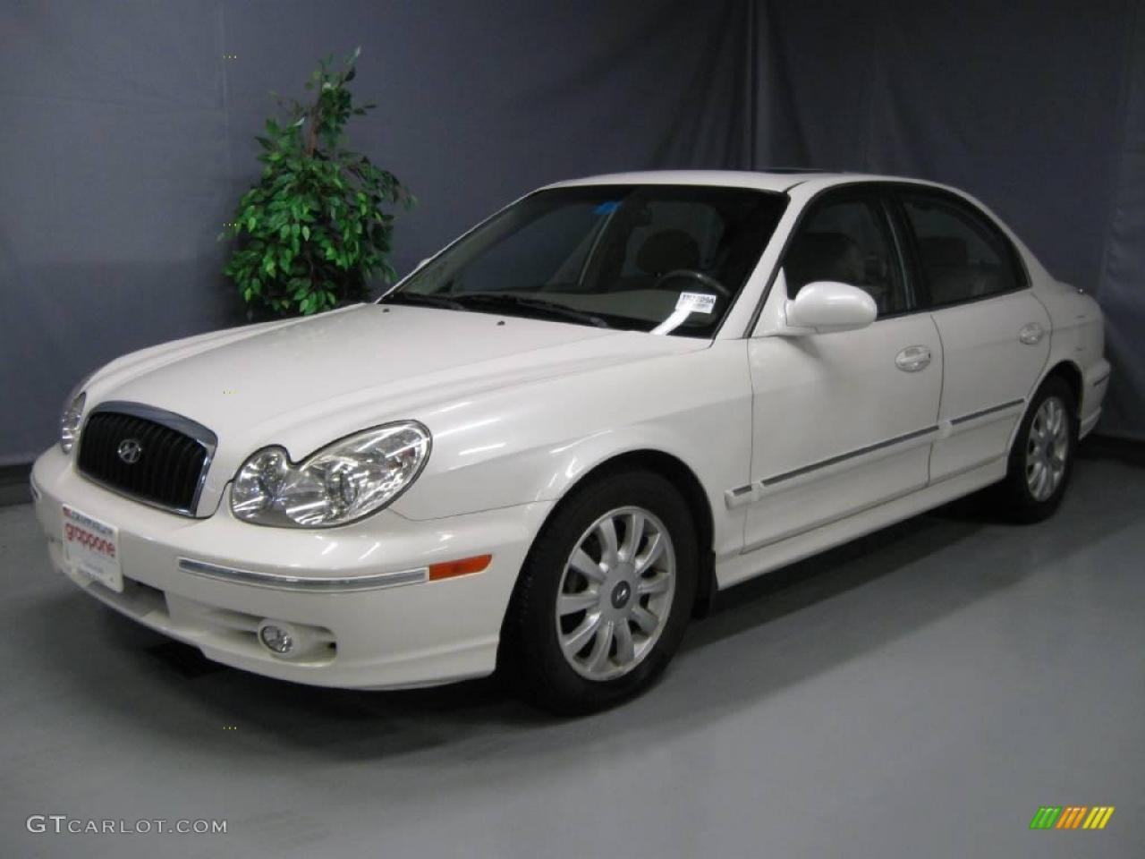 800 1024 1280 1600 Origin 2003 Hyundai Sonata ...