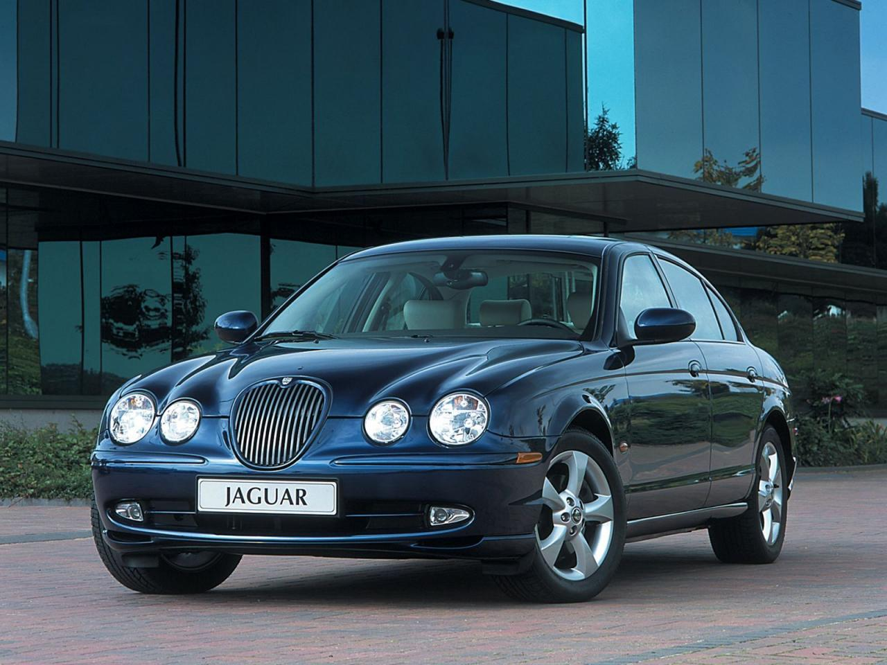2003 Jaguar S Type Information And Photos Zombiedrive