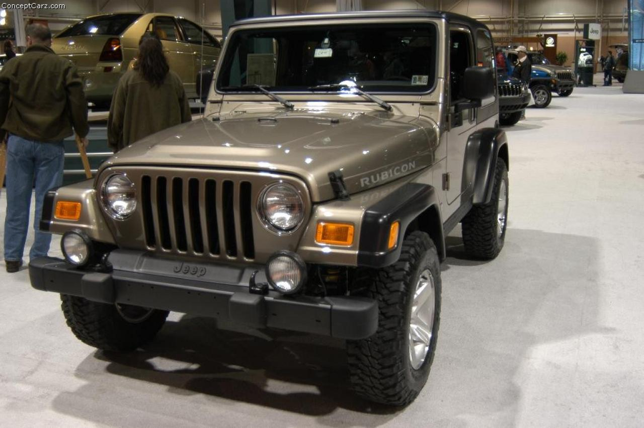 2003 jeep wrangler information and photos zombiedrive. Black Bedroom Furniture Sets. Home Design Ideas