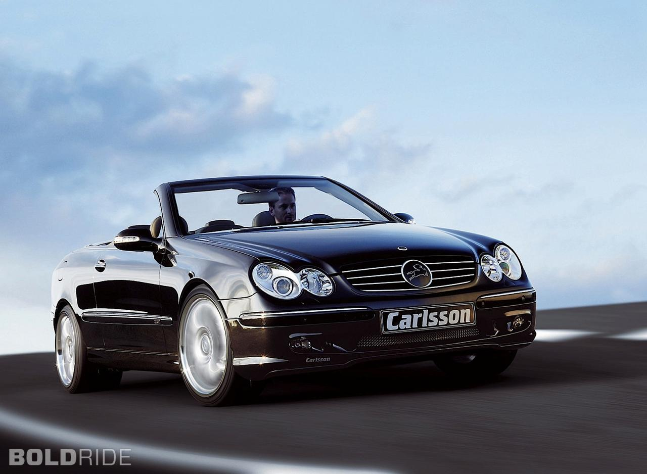 2003 mercedes benz clk class information and photos for Mercedes benz clk