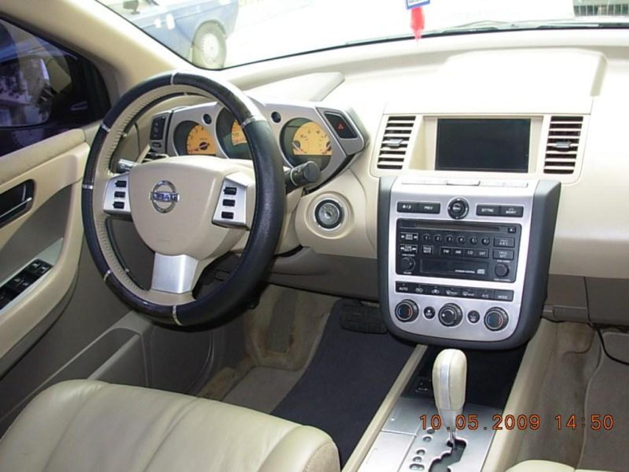 2003 Nissan Murano - Information and photos - ZombieDrive