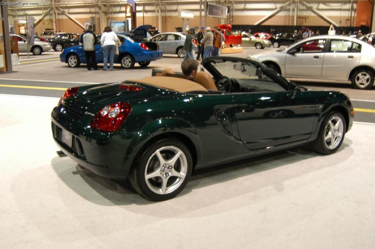 2003 toyota mr2 spyder information and photos zombiedrive. Black Bedroom Furniture Sets. Home Design Ideas