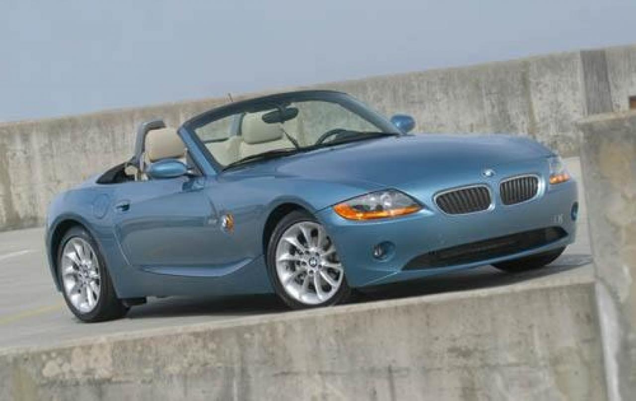2004 Bmw Z4 Information And Photos Zombiedrive