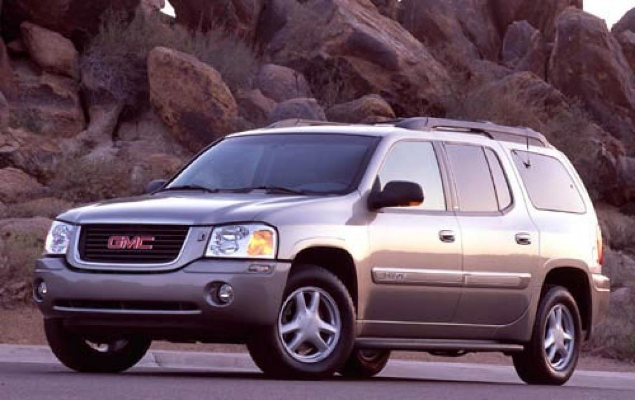 2004 gmc envoy xl information and photos zombiedrive. Black Bedroom Furniture Sets. Home Design Ideas