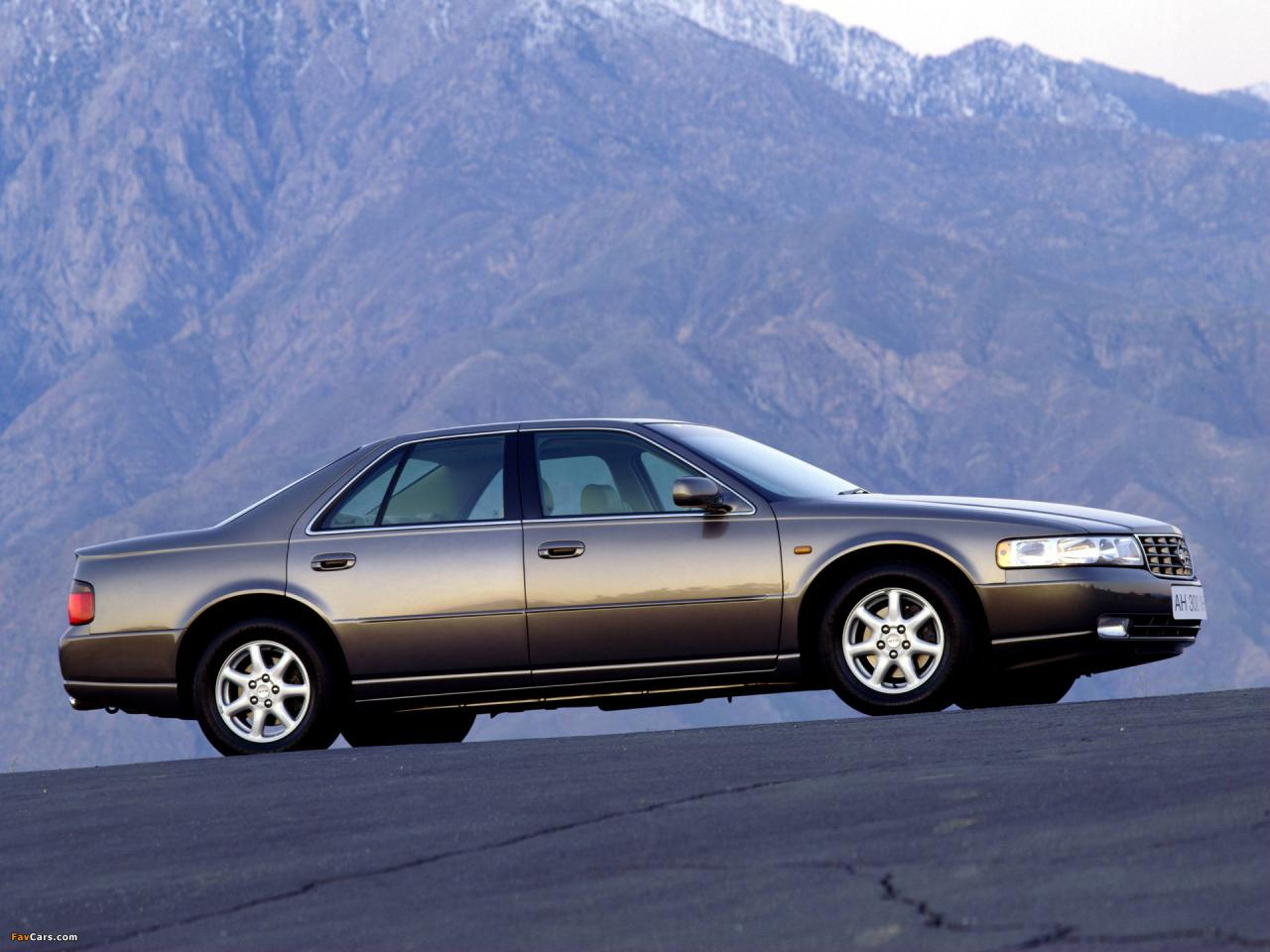 2004 cadillac seville information and photos zombiedrive. Black Bedroom Furniture Sets. Home Design Ideas