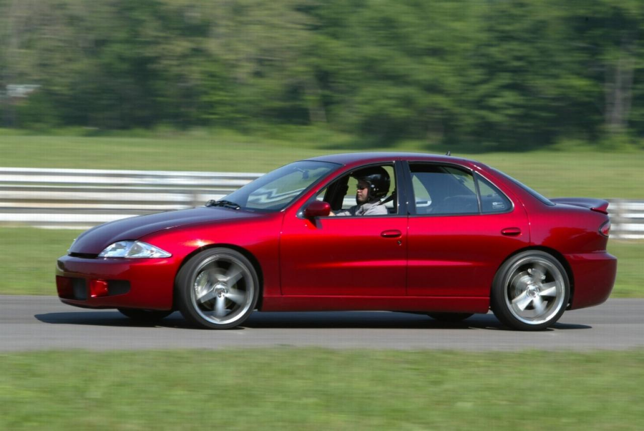 2004 Chevrolet Cavalier - Information and photos - Zomb Drive