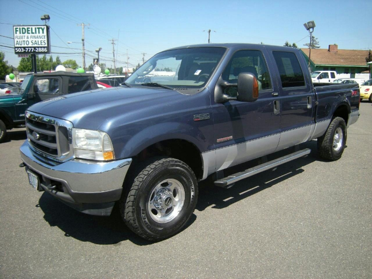 2004 ford f 250 super duty information and photos. Black Bedroom Furniture Sets. Home Design Ideas