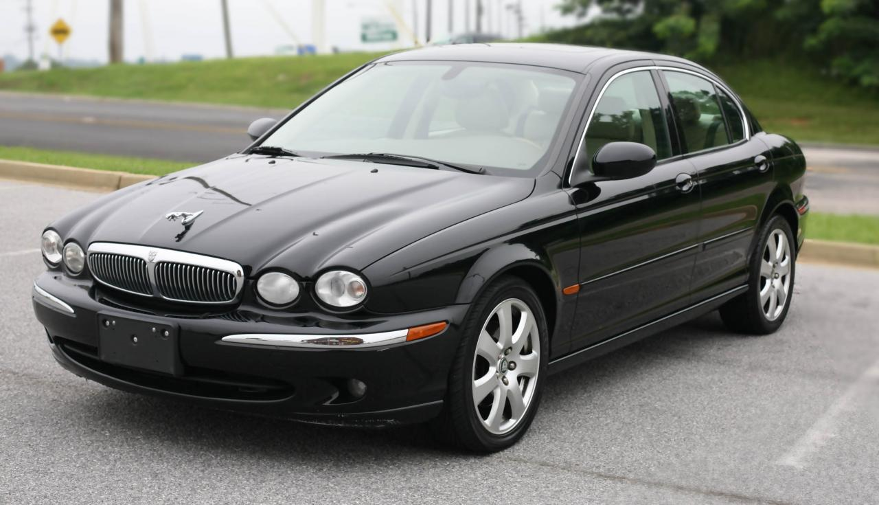 Lovely 800 1024 1280 1600 Origin 2004 Jaguar X Type ...