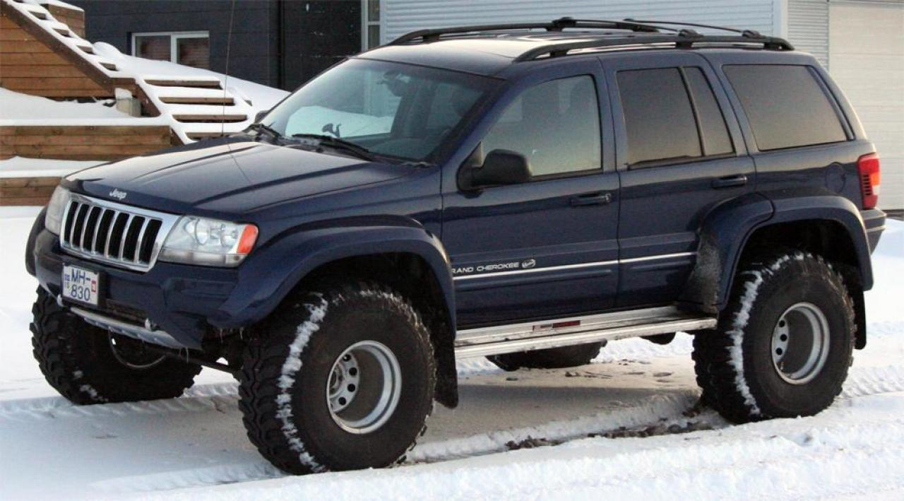 2004 Jeep Grand Cherokee Information And Photos