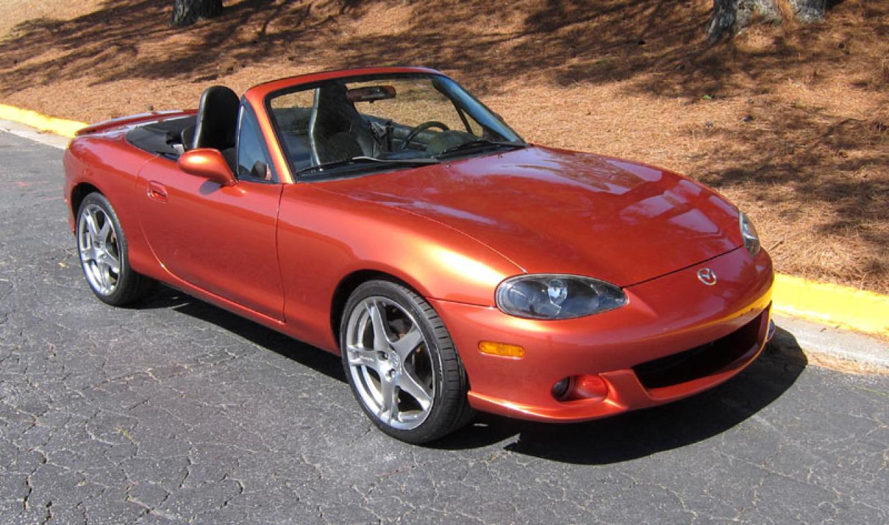 2004 mazda mazdaspeed mx 5 miata information and photos zombiedrive. Black Bedroom Furniture Sets. Home Design Ideas