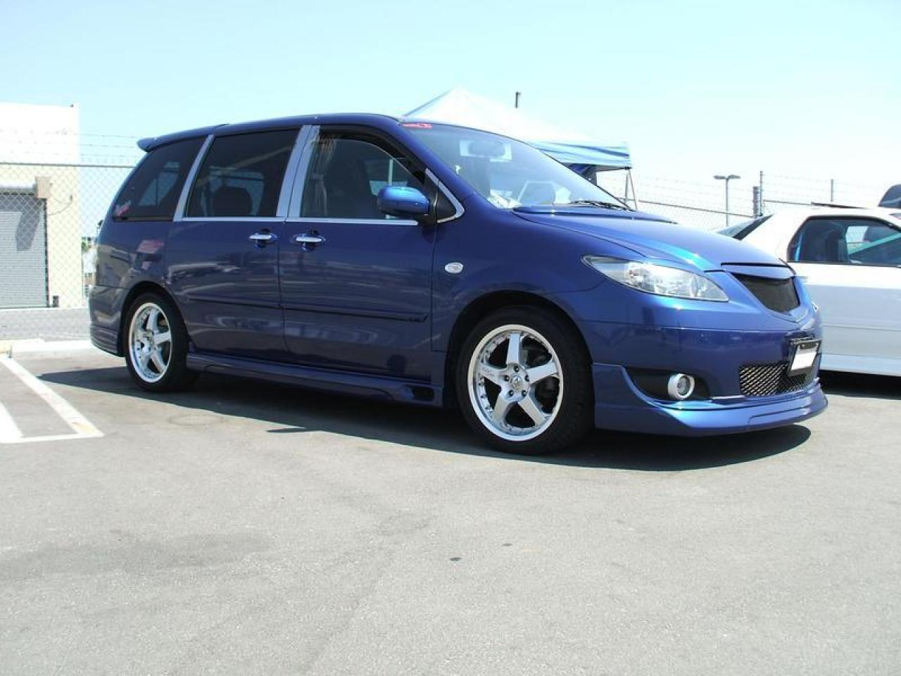 2004 mazda mpv information and photos zombiedrive. Black Bedroom Furniture Sets. Home Design Ideas