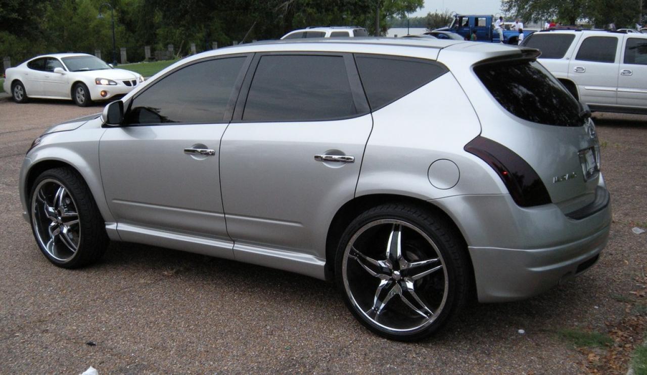 2004 Nissan Murano Information And Photos Zombiedrive