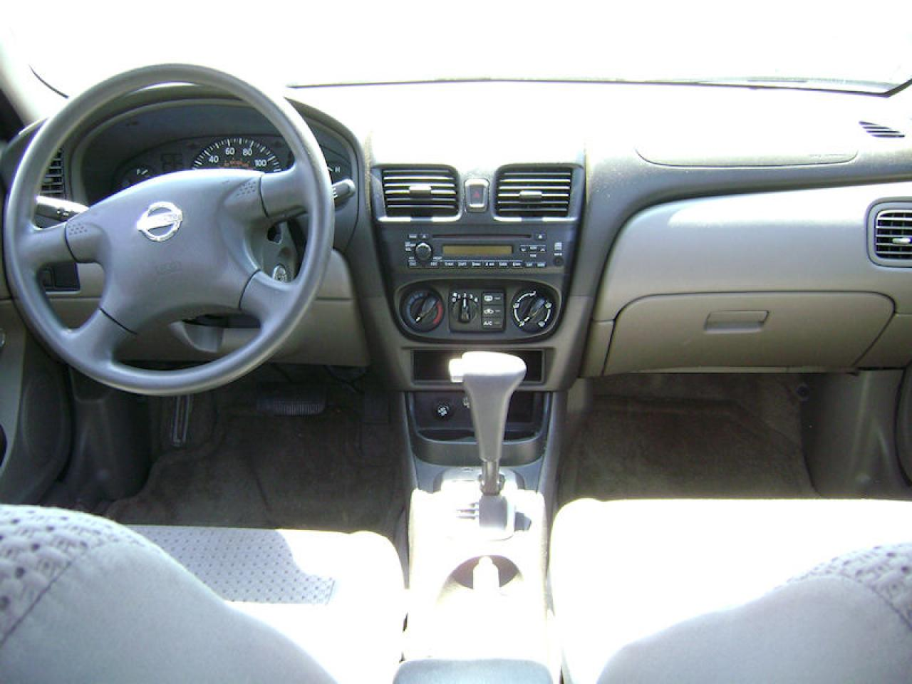 2004 Nissan Sentra - Information and photos - ZombieDrive