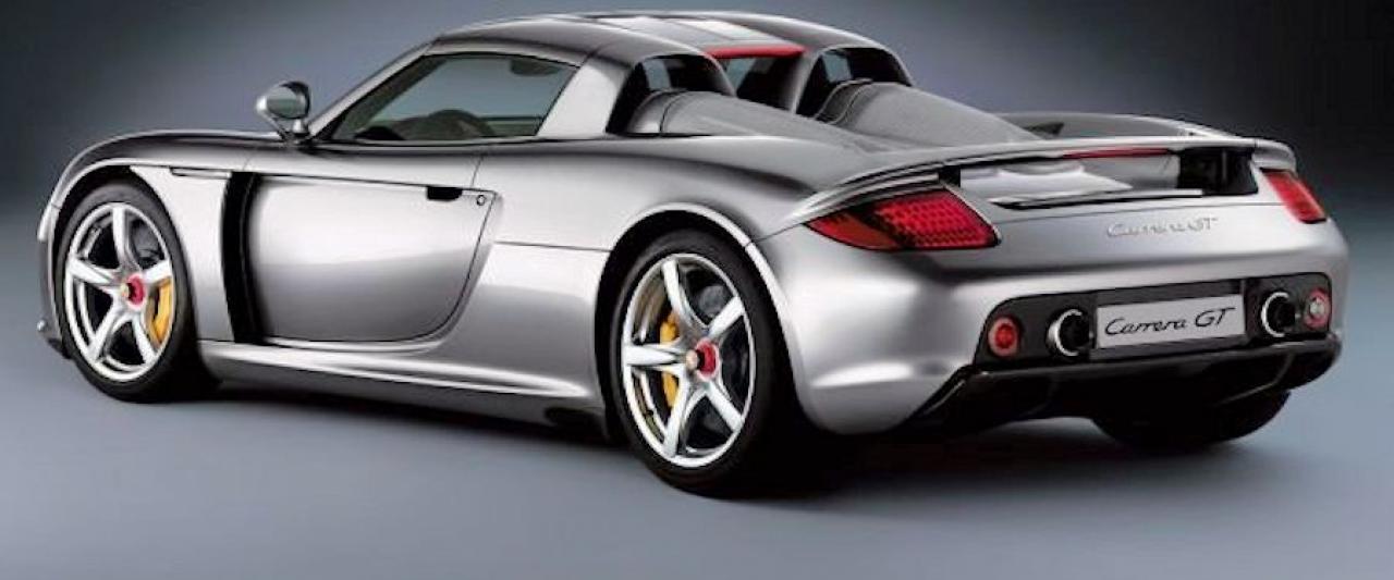 2004 Porsche Carrera Gt Information And Photos Zombiedrive