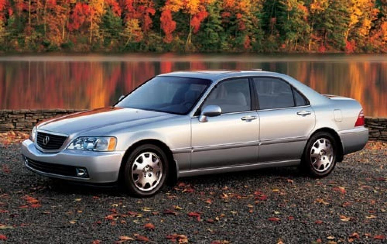 Acura 2004 RL