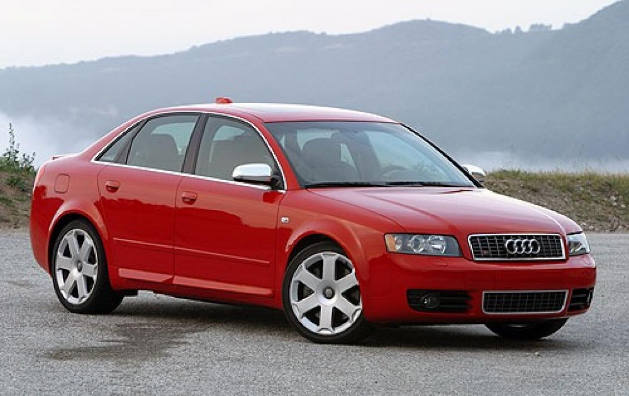 2004 audi s4 information and photos zombiedrive. Black Bedroom Furniture Sets. Home Design Ideas