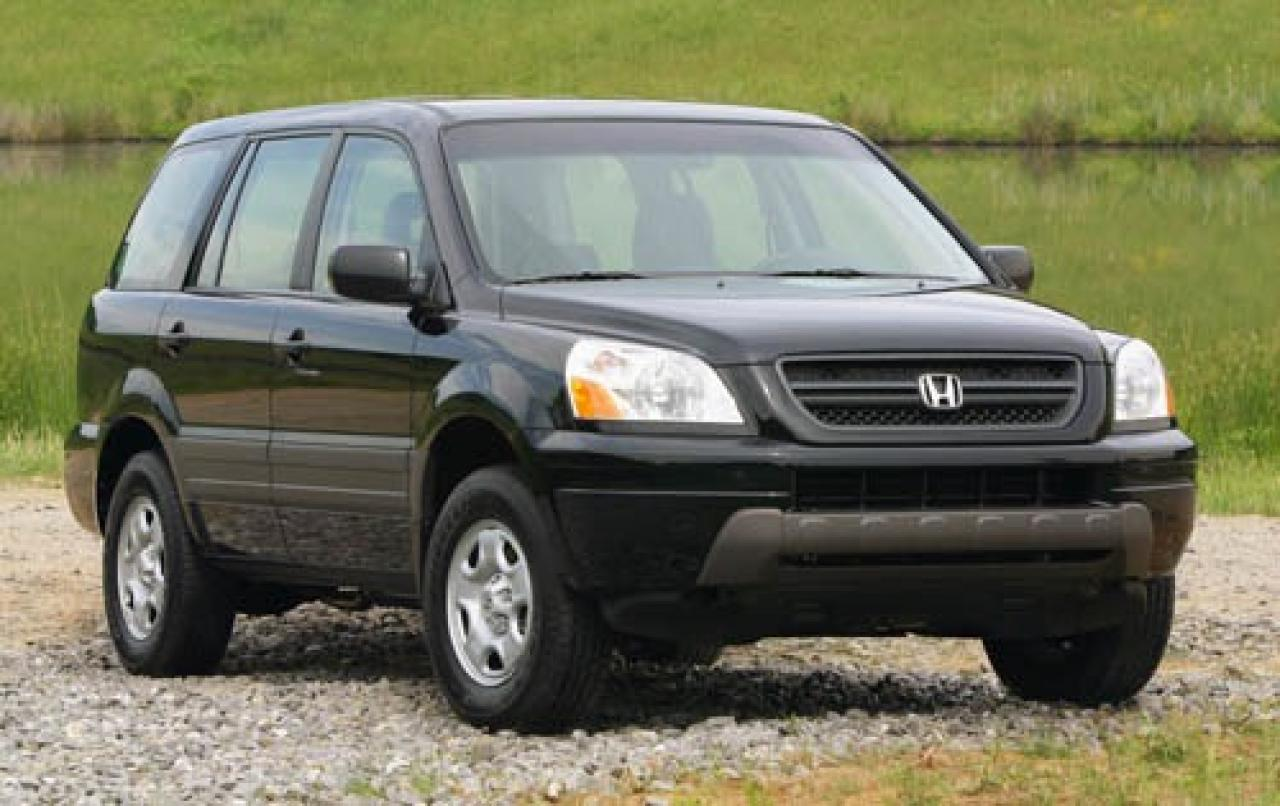 Superior 800 1024 1280 1600 Origin 2005 Honda Pilot ...