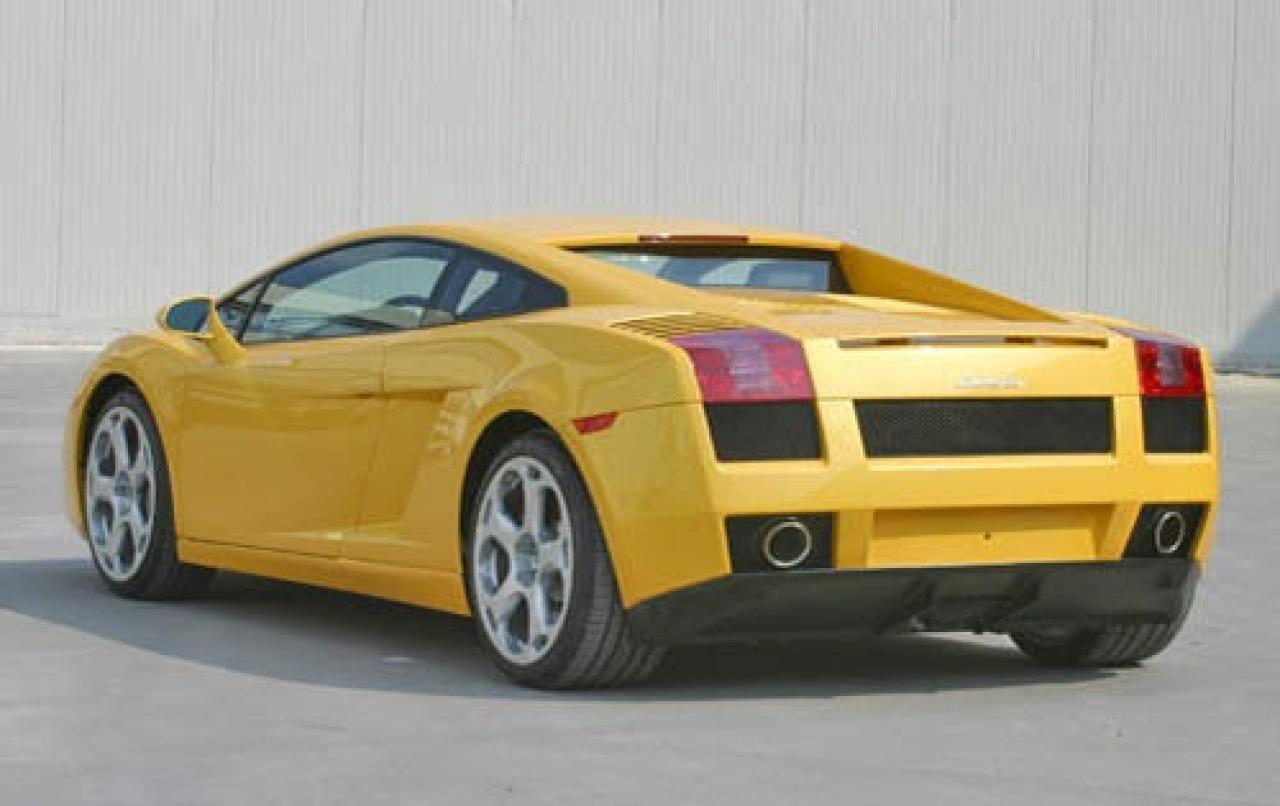 2005 Lamborghini Gallardo Information And Photos