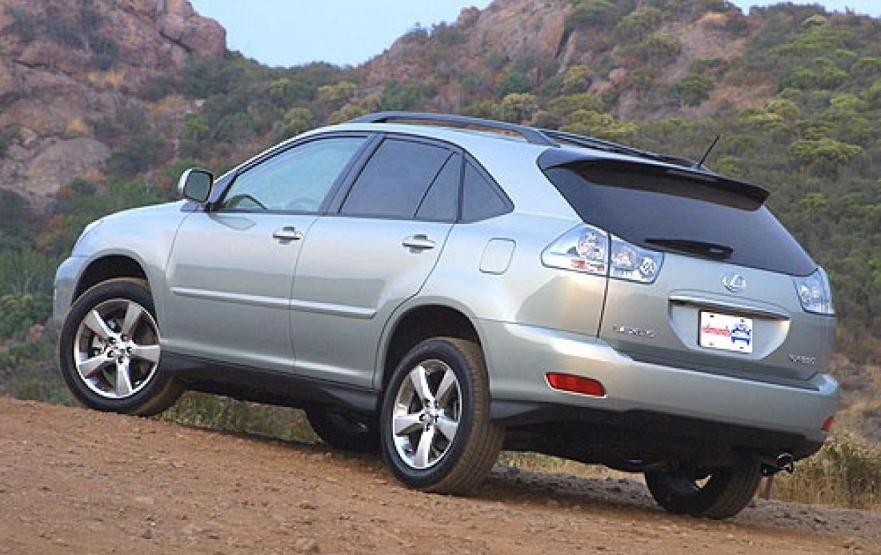 2005 lexus rx 330 information and photos zombiedrive. Black Bedroom Furniture Sets. Home Design Ideas