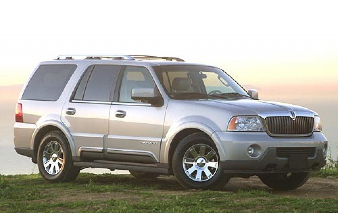 2005 lincoln navigator information and photos zombiedrive. Black Bedroom Furniture Sets. Home Design Ideas