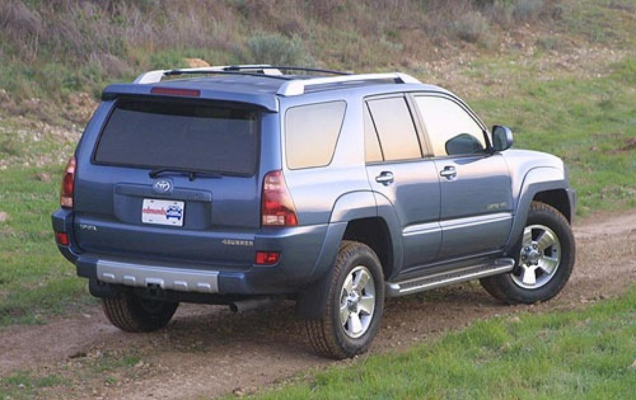 2004 toyota 4runner information and photos zombiedrive. Black Bedroom Furniture Sets. Home Design Ideas