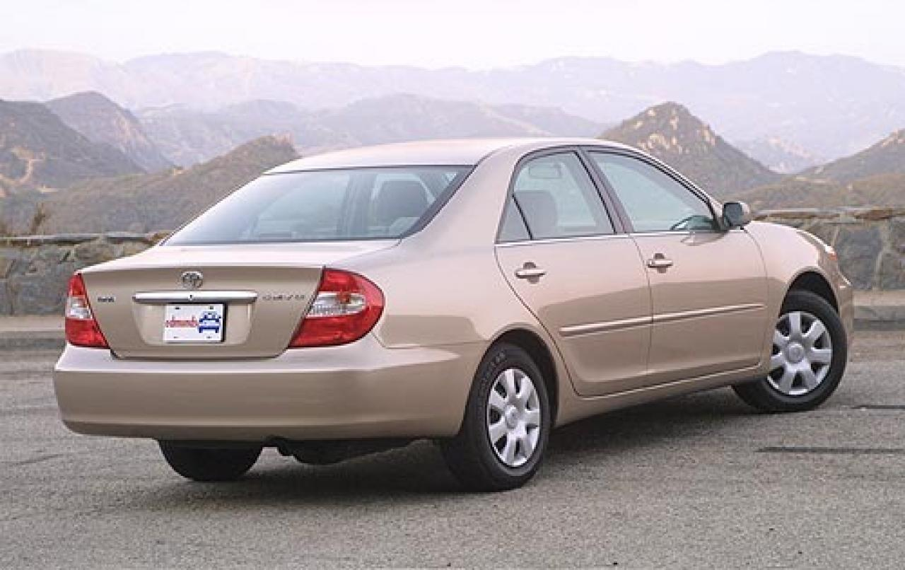 2004 toyota camry information and photos zombiedrive. Black Bedroom Furniture Sets. Home Design Ideas